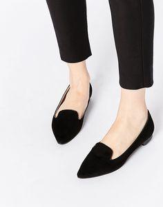 Image 1 ofLondon Rebel Point Slipper Shoes