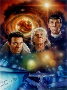 Star Trek 2, The Wrath of Khan.