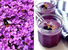 bee pollen smoothie
