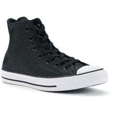 8a12987694b1 Coolest Converse. Women s ConverseConverse Chuck Taylor All StarHigh Top  SneakersSize 10Metallic