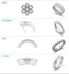 Engagement Ring Guide Settings Styles For Me It S Channel Vs