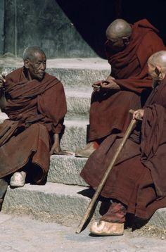 Hiroji Kubota. Tibet. 1981.