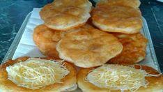 Smažené domácí mini langoše s česnekem a strouhaným sýrem! | Milujeme recepty