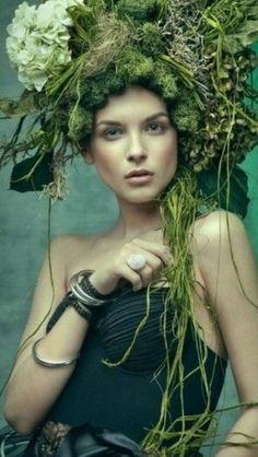 #Green Fantasy. #Luxury.com