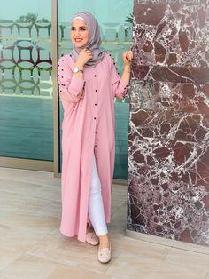 Hijab Fashion Summer, Modest Fashion Hijab, Modesty Fashion, Abaya Fashion, Muslim Women Fashion, Islamic Fashion, Girls Fashion Clothes, Fashion Outfits, Latest African Fashion Dresses