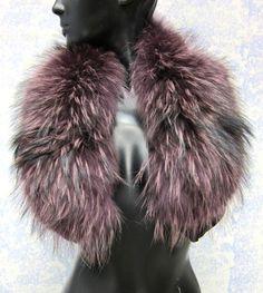 Alice + Olivia Fur Bolero - Size XS   eBay Fur Collar - NEED!