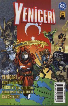 DC Comics'in Türk Kahramanı: Yeniçeri - FRPNET