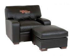 Chair *HD-4511* & Ottoman *HD-4510*