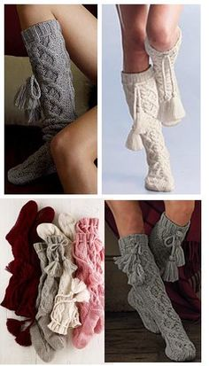 crochet mukluks pattern - Google Search
