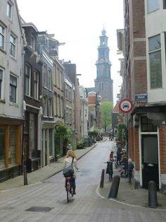Jordaan neighborhood, Amsterdam #Holland