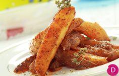Πατάτες ιδιαίτερα τραγανές   Dina Nikolaou