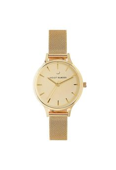 Violet Hamden Nowness Gold Grain Gold Stone Bracelet, Gold Watch, Watches, Bracelets, Accessories, Armband, Wrist Watches, Bangles, Wristwatches