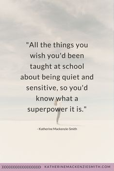 Sensitive U is here! Introvert Quotes, Introvert Problems, Highly Sensitive Person, Sensitive People, Mackenzie Smith, Free Youtube, It's Meant To Be, Super Powers, Charts