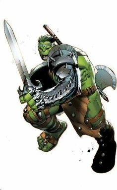 Planet Hulk!