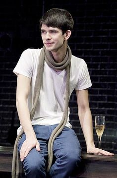 Ben Whishaw in The Pride