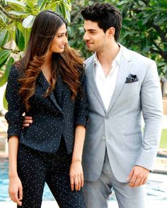 Athiya Shetty, Sooraj Pancholi at #Hero promotions #photoshoot. #Bollywood #Fashion #Style #Beauty #Handsome