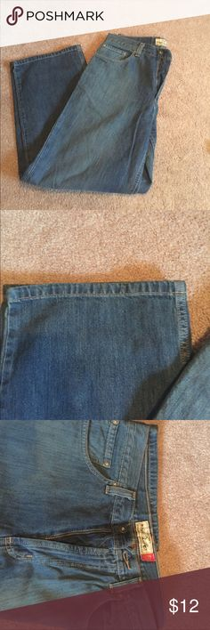 NWOT men's extra loose jeans My husband never wore these but they are great jeans Old Navy Jeans