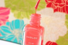 Inglot O2M Nail Lacquer in 684