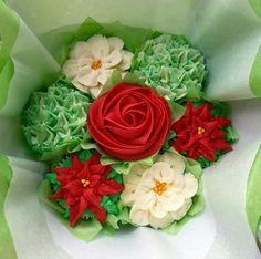 Cupcake Bouquets, Floral Wreath, Wreaths, Home Decor, Floral Crown, Decoration Home, Door Wreaths, Room Decor, Deco Mesh Wreaths