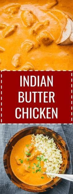 This easy Indian Butter Chicken recipe is one of the best I've ever tried. It's so simple and quick to make this famous and authentic curry dinner with a spicy and creamy brown sauce with garlic. The homemade traditional marinade is made using yogurt, lemon juice, and garam masala. It's also healthy as this version is low carb, keto friendly, and gluten free. If you're wondering what to serve this with or ideas for sides, I usually opt for cauliflower rice, keto naan, or vegetables.