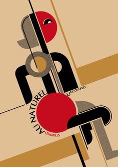 Bauhaus Compositions #bauhaus