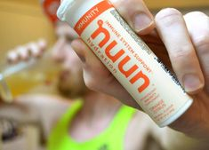 Sampling the new Nuun Immunity tablets for improved hydration. Check out my full review of their blackberry tangerine and orange citrus flavors. Nuun Hydration, Tablet Reviews, Blackberry, Beer, Orange, Check, Food, Root Beer, Ale