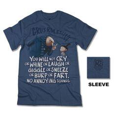despicable me shirts | Despicable Me™ Gru's Rules Adult T-Shirt | Universal Orlando™