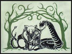 Vatertagskarte: Children of Loki 1