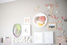Butterflies room