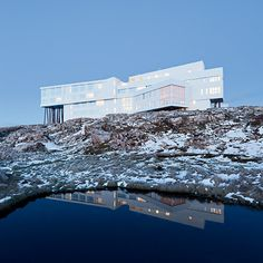 Fogo Island Inn named one of the Best Hotels of 2013 by Food & Wine