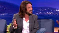 I may have laughed a little too hard at this » Diego Luna Teaches Conan Survival Spanish