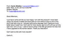Amazing Breast Enhancement Cream Testimony #naturaful, #naturalbreastehance