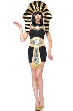 e54eb13e13c Check out the deal on Queen Tut Adult Costume - FREE SHIPPING at  PureCostumes.com
