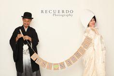 ガーランド Wedding Images, Wedding Pictures, Wedding Ideas, Wedding Kimono, Japanese Wedding, Kimono Pattern, Japanese Kimono, Wedding Photoshoot, Bride