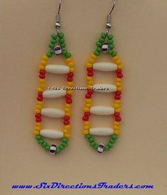 Key Chain Accessory Pony Beads Vietnam Veterans Ribbon Colors Men Woman