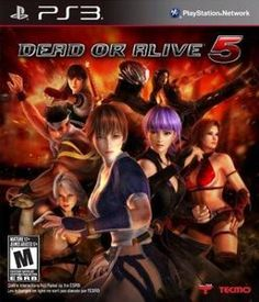 Dead or Alive 5 - PS3 Game