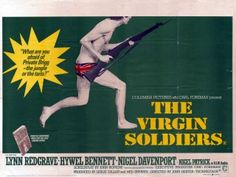 the virgin soldiers bytes) British Comedy Movies, Confessions, Soldiers, Heaven, Memories, Adventure, Film, Retro, Movie Posters