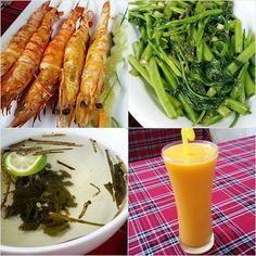 【monbulanlan】さんのInstagramをピンしています。 《グリルした海老に、茶葉とライムが入ったフィンガーボール。 昨日から、毎食食べてる空芯菜の炒め物😋 マンゴージュースが、フレッシュで余計な甘さを加えていない濃厚な美味しさでした✨✨💕 * * #ベトナム旅行#旅行記録#海外旅行#旅行#ベトナム #フーコック島#島#南国#ビーチ#海#魚介#空芯菜#マンゴー#morningroll#lunch#seafood#vitamin#phoquoc#resort#yummy#food#instafood#instadiary#travel》
