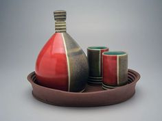 In 1979, a group of professional ceramists formed the Noord Limburgs Pottenbakkers Collectief (NLPC), in a region in the Netherlands with a centuries-old ceramics tradition, thus laying the foundation stone for the Keramisto Pottery Fair