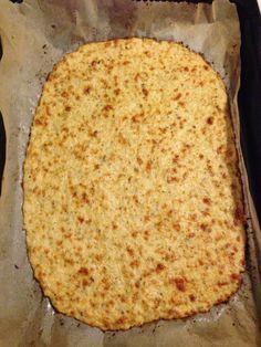Healthy food 9 - yummy lowcarb pizza