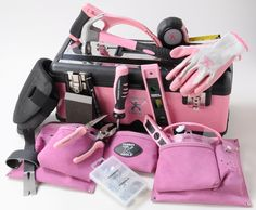 Pink Tools for Women: Online Shopping