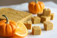 Okay, peeps. Comin' atcha with another seasonal recipe! Not feelin' the pumpkin pie situation this Thanksgiving? Not to worry. This Pumpkin-Orange Freezer Fudge is super simple to prepare, creamy in texture as well as sweet and refreshing in flavour. It…