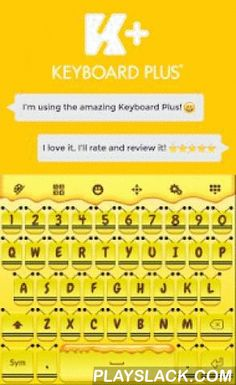Bees Keyboard  Android App - playslack.com , How to install a Keyboard Plus theme? Just follow these easy steps:1. Download Bees Keyboard from Google Play Store2. Open the Bees Keyboard theme3. Apply the theme by pressing the - Activate - button from the Keyboard Plus Theme ManagerIf you want to change your font size just go to the Quick Settings Tab and choose from one of the 3 available sizes: small, medium or large.This Keyboard Plus theme uses a free Google Font available here…