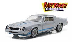 "diecastmodelswholesale - 1979 Chevrolet Camaro Z/28 ""Fast Times at Ridgemont High"" Movie (1982) 1/18 Diecast Model Car by Greenlight, $49.99 (http://www.diecastmodelswholesale.com/1979-chevrolet-camaro-z-28-fast-times-at-ridgemont-high-movie-1982-1-18-diecast-model-car-by-greenlight/)"