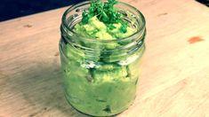 Avocado-Senf Dip - Rezept von Joes Cucina Verde Dips, Guacamole, Beverages, Canning, Ethnic Recipes, Dip Recipes, Ground Beef Recipes, Stuffed Avocado, Mustard
