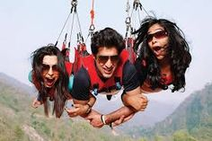 Flying fox Adventure Sports in Rishikesh is a booming adventure activity in Rishikesh. Krishna Holidays offer Flying like a hawk with jet speed is what we define flying fox.