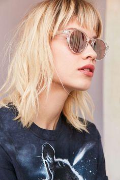 Coastal Round Sunglasses - Urban Outfitters