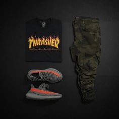 "@kicksnonymous on Instagram: ""thrashed tee 