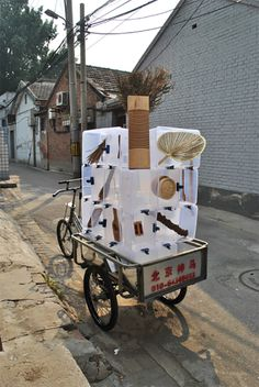 A mobile exhibition of beautiful Chinese itemsArt and design inspiration from…