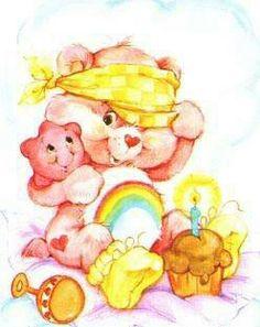 Care Bears: Baby Cheer Bear